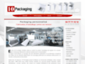 Détails : Fabricant de packaging carton personnalisé