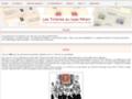 Les Timbres au type Pétain - Accueil