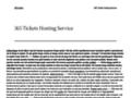 365Tickets - Billets  parc d'attraction, Tourisme et Musée