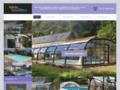 Voir la fiche détaillée : Abri piscine chez Abris labelBleu