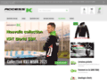 Vente en ligne d'équipements et vêtements Kawasaki