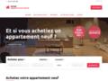 Détails : Achat appartement neuf