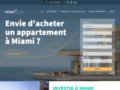 Détails : Agence immobilière francophone à Miami