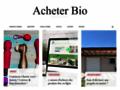 Acheter-bio - Les meilleurs sites bio et éthiques