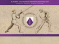 Details : Academy of European Medieval Martial Arts