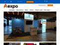 Albatros Expo : Matériel d'exposition