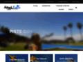 Détails : Tapis gonflable Airtrack