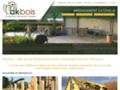 Voir la fiche détaillée : construction en bois en basse normandie - AK Bois