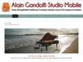 Alain GANDOLFI Studio Mo...