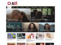 Détails : alf.fr, blog sur la mode et l'actu