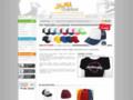 All my custom - Supports et matériel pour la customisation textile