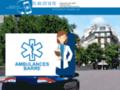 Ambulances Barre, Entreprise de transport sanitaire
