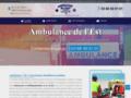 Détails : VSL à Strasbourg - Ambulance de l'Est