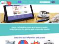 Location de jeux gonflables Montréal, Saint-Lazare, Saint-Jean | AMUZ