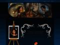 Détails : Ana Pardo - la dame de la peinture