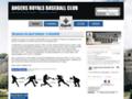 Voir la fiche détaillée : Pratique du Baseball à Angers chez les Royals