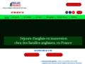 Détails : Anglais: Séjours linguistiques en France et en Angleterre