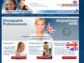 Détails : Enseignement d'anglais par téléphone