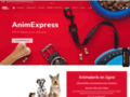 Anim'Express, animalerie en ligne