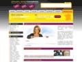 annuaire-jaune.com Annuaire Pages Jaune de sites professionnels et personnels de l'internet francophone. Trouvez facilement vos sites préférés