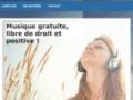 Voir la fiche détaillée : Musique gratuite et libre de droit