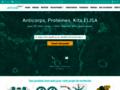 Détails : Le marché des anticorps de recherche en ligne