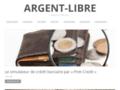 Détails : Argent Libre