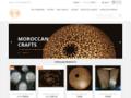 Voir la fiche détaillée : Vente en ligne de l'artisanat marocain: bougies, photophores, luminaires..