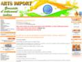 Détails : Arts Import
