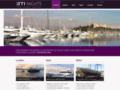 Le spécialiste de la location de yachts de luxe sur Antibes
