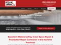 Details : Halifax Basement Systems