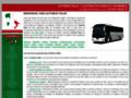 Louer des bus en Italie pour voyage, excursion et circuit
