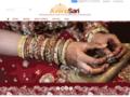Voir la fiche détaillée : Avena sari.com : Site de vente en ligne de bijoux indiens, parures et boucles d'oreilles indienne.
