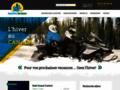 Détails : Organisation de voyages et séjours motoneige au Québec.