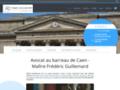 Détails : Maître Guillemard, avocat à Caen en droit immobilier