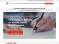 Cabinet Romain OMER: divorce en ligne simple et économique