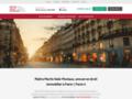 Maître Martin Salé-Moniaux, avocat en droit immobilier à Paris 1 et Paris 4