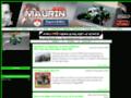 Détails : Site officiel du Pilote moto Axel Maurin #89