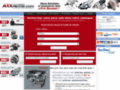 Détails : Pièces automobile et accessoires auto pas cher, Axxauto