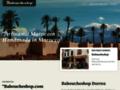Détails : Baboucheshop, vente en ligne de babouches, sacs, bijoux, artisanat de Marrakech, Maroc