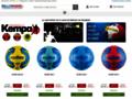 Voir la fiche détaillée : Le site spécialisé dans la vente des ballons de hand