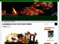 Barbecue électrique: modèles conviviaux