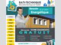 Rénovation thermique de l'habitat Saône-et-Loire (71) - SAS Bati-Technique