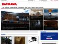 Voir la fiche détaillée : Logiciel devis / facture avec batirama.com