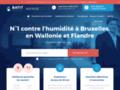 Traitement anti-humidité à Bruxelles et en Wallonie