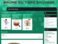 Détails : baume tigre sauvage