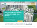 Voir la fiche détaillée : Immobilier Algérie