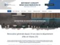 Détails : Rénovation intérieure : BCRM 35 en Ille-et-Vilaine