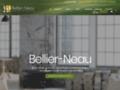 Bellier Neau, créateur de cheminées, poêles à bois