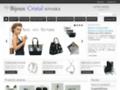 Détails : Swarovski bijoux pas cher. Bijouterie en ligne. - Bijoux Cristal Sovaska